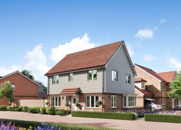 Thumbnail 3 bed detached house for sale in Eastworth Road, Verwood