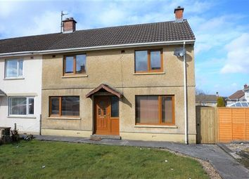 Thumbnail 3 bed semi-detached house to rent in Rhosnewydd, Tumble, Llanelli