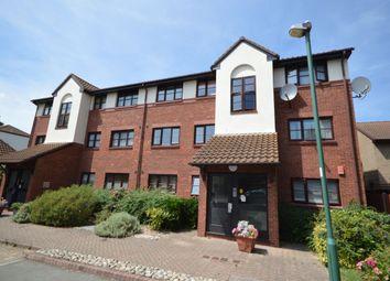 Thumbnail 1 bed flat for sale in Violet Close, Hackbridge Village, Wallington