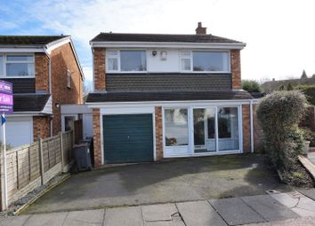 Thumbnail 3 bed detached house for sale in Lismore Drive, Birmingham