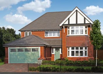 Thumbnail 4 bedroom detached house for sale in Vanguard Close, Higher Bartle