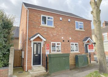 Thumbnail 2 bed semi-detached house for sale in Grosvenor Street, Scunthorpe