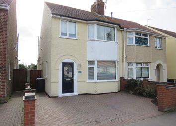 Thumbnail 3 bed semi-detached house for sale in Durban Road, Lowestoft