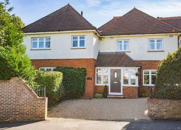 Thumbnail 5 bed detached house for sale in Chestnut Avenue, Southborough, Tunbridge Wells