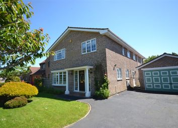 Thumbnail 5 bed detached house for sale in Jessopp Avenue, Bridport