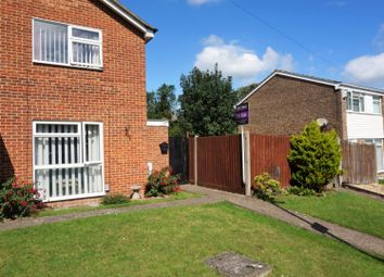 Thumbnail 1 bed semi-detached house for sale in Ploughmans Way, Gillingham