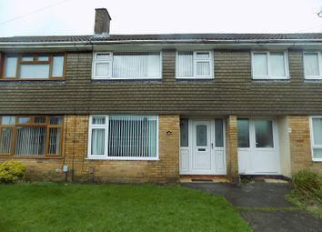 Thumbnail 3 bed terraced house for sale in Pentre Fedwen, Cimla, Neath, Neath Port Talbot.