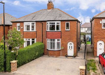Thumbnail 3 bed semi-detached house for sale in Harlow Crescent, Harrogate, North Yorkshire