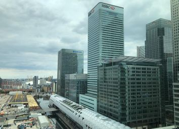 Thumbnail 2 bed flat to rent in West India Quay, London