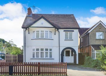 Thumbnail 6 bed detached house for sale in Wolverton Road, Newport Pagnell