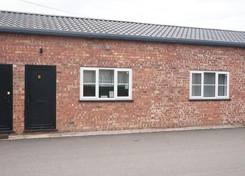Thumbnail Office to let in Unit D, Doddington Park Farm, Bridgmere, Nantwich, Cheshire
