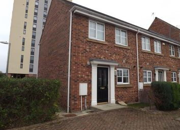 Thumbnail 3 bed end terrace house for sale in Palmer Walk, Jarrow, Tyne And Wear