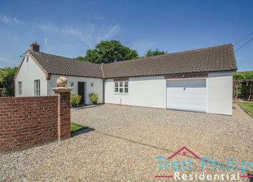 Thumbnail 4 bed detached bungalow for sale in Moor Road, Sutton, Norwich