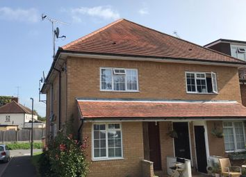Thumbnail 1 bed end terrace house to rent in Manor Court, Berwick Road, Marlow