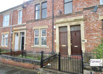 Thumbnail 2 bedroom flat to rent in Eastbourne Avenue, Bensham, Gateshead, Tyne & Wear