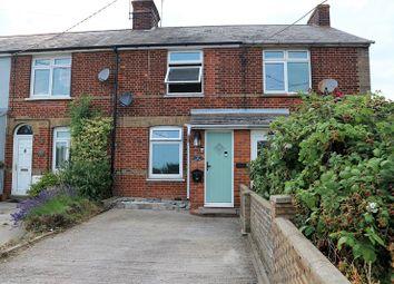 Thumbnail 3 bed terraced house for sale in Oakley Road, Dovercourt, Harwich