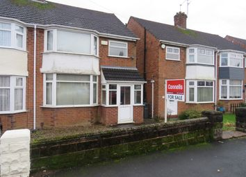 Thumbnail 3 bed terraced house for sale in Mayswood Grove, Quinton, Birmingham