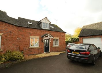 Thumbnail 1 bed semi-detached bungalow to rent in Desford Road, Newbold Verdon, Leicester