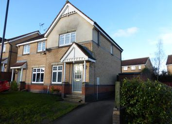 Thumbnail 2 bed semi-detached house to rent in Angelica Close, Killinghall, Harrogate
