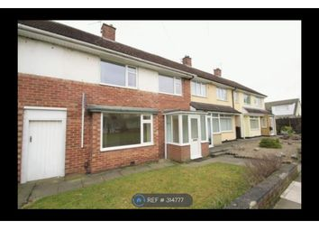 Thumbnail 3 bed terraced house to rent in Brookfield Road, Stockton-On-Tees