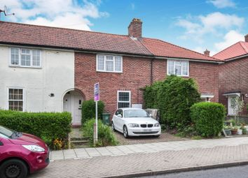 Thumbnail 2 bedroom terraced house for sale in Moorside Road, Bromley
