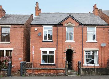 Thumbnail 3 bedroom semi-detached house for sale in Heaton Street, Chesterfield, Derbyshire