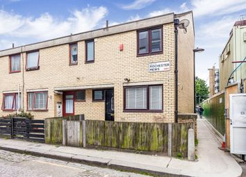 Thumbnail 3 bed mews house for sale in Rochester Mews, Camden Town