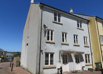 Thumbnail 4 bed end terrace house to rent in Madison Close, Hayle