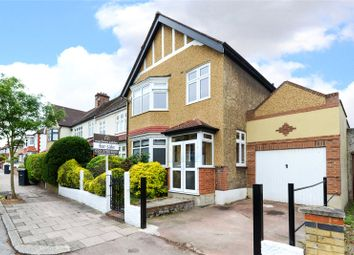 Thumbnail 4 bedroom end terrace house for sale in Cheviot Road, West Norwood