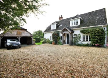 Thumbnail 5 bed detached house for sale in New Forest, South Gorley, Fordingbridge