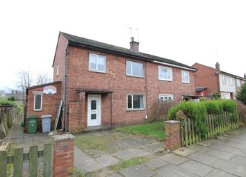 Thumbnail 3 bed semi-detached house for sale in Merebrook Road, Macclesfield