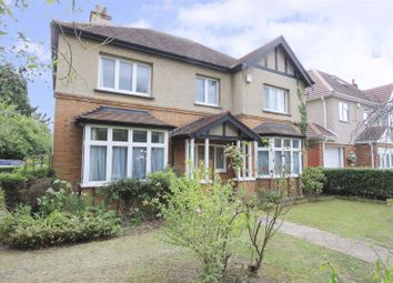 Thumbnail 5 bed detached house for sale in Station Road, Uxbridge