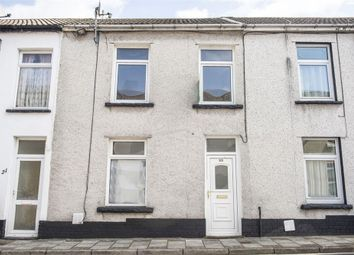 Thumbnail 3 bed terraced house for sale in Thomas Street, Aberfan, Merthyr Tydfil, Mid Glamorgan