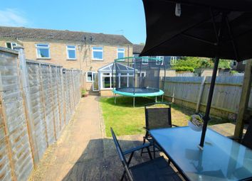 Thumbnail 3 bed terraced house for sale in Pemberton Walk, Bury St. Edmunds