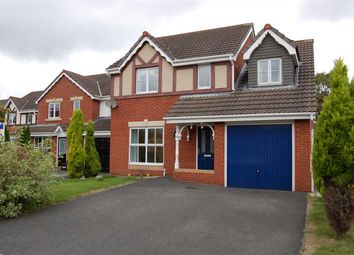 Thumbnail 4 bed detached house to rent in Mile Stone Meadow, Euxton, Chorley