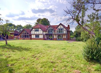 Thumbnail 6 bed detached house for sale in West Horsley, Nr Guildford, Surrey