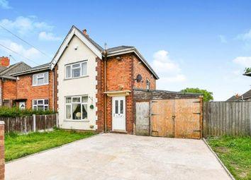 Thumbnail 3 bedroom semi-detached house for sale in Oakwood Road, Walsall