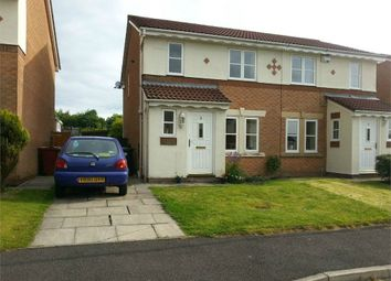 Thumbnail 2 bed semi-detached house for sale in Canmore Close, Beaumont Rise, Bolton, Lancashire