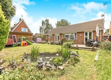 Thumbnail 4 bed bungalow for sale in Millbank, Warwick, Warwickshire, .