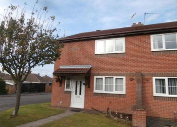Thumbnail 3 bed semi-detached house to rent in Nene Close, Hucknall, Nottingham