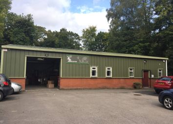 Thumbnail Light industrial to let in Unit 1 Riverside Business Park, Mold Road, Cefn Y Bedd, Wrexham