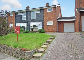 Thumbnail 3 bedroom semi-detached house for sale in Heol Y Delyn, Lisvane, Cardiff