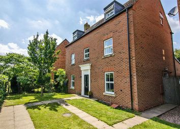 Thumbnail 5 bed detached house for sale in Colling Drive, Darwin Park, Lichfield