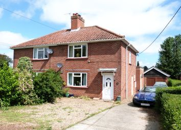 Thumbnail 3 bed property for sale in Mill Road, Hempnall
