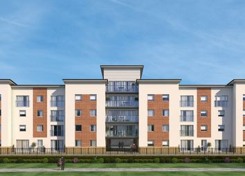 Thumbnail 2 bed flat for sale in Plough House, Harrow Close, Bedford, Bedfordshire