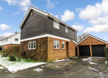 Kingston Way, Wistow, Huntingdon PE28. 4 bed detached house for sale