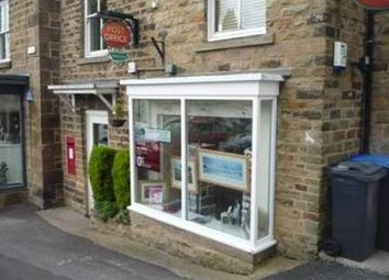 Thumbnail Retail premises for sale in Hathersage Post Office, Hathersage