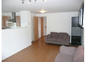 Thumbnail 2 bed flat to rent in Eden Way, London