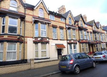 Thumbnail 2 bed flat to rent in John Street, Rhyl