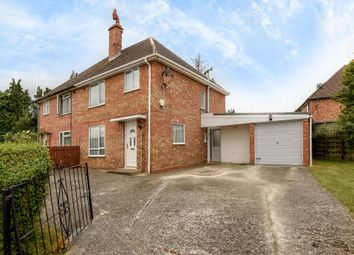Thumbnail 3 bedroom semi-detached house for sale in Foxhays Road, Reading